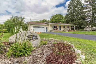 Albion Single Family Home Contingent - Financing: 20567 26 Mile Rd