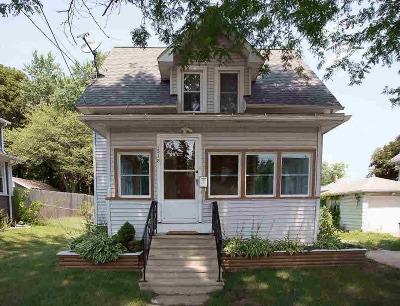 Jackson Single Family Home For Sale: 1318 Leroy St
