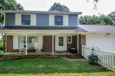 Ann Arbor Single Family Home For Sale: 2576 Packard Rd