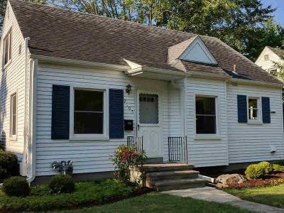 Ann Arbor Single Family Home For Sale: 2105 Arlene St