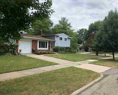 Ann Arbor Single Family Home For Sale: 2818 Marshall St