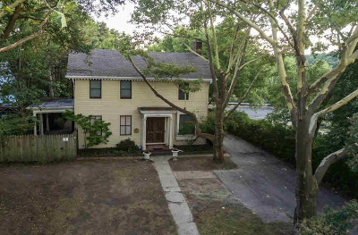 Washtenaw County Single Family Home For Sale: 120 Packard St