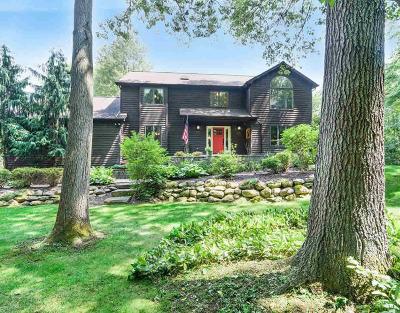 Dexter Single Family Home For Sale: 8422 Donovan Rd