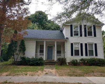Dexter Single Family Home For Sale: 7565 Ann Arbor St