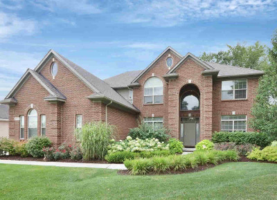 Single Family Home For Sale: 4876 Crooked Stick Ct