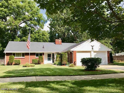 Jackson Single Family Home For Sale: 1121 S Grinnell St