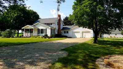 Hudson MI Single Family Home For Sale: $275,000