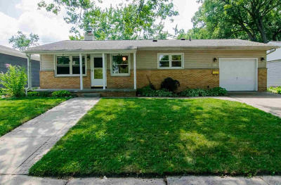 Ann Arbor Single Family Home For Sale: 2305 S Circle Dr