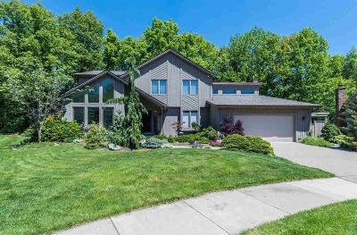 Ann Arbor Single Family Home For Sale: 1260 Severn Ct