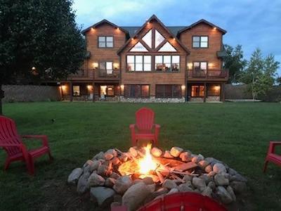 Grass Lake Single Family Home For Sale: 3127 Jacob Rd