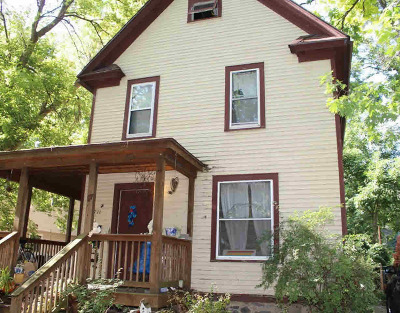 Washtenaw County Multi Family Home For Sale: 1711 Dexter Ave