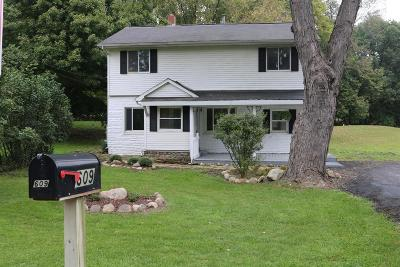 Washtenaw County Single Family Home Contingent - Financing: 609 Adrian