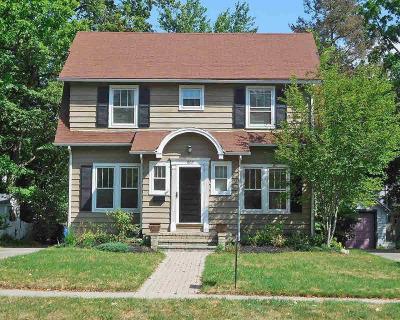 Ann Arbor Single Family Home For Sale: 809 Rose Ave