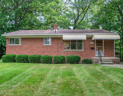 Ann Arbor Single Family Home For Sale: 1475 Westfield Ave