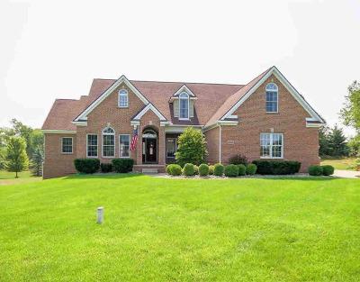 Dexter Single Family Home For Sale: 8765 Dexter Gables Ln