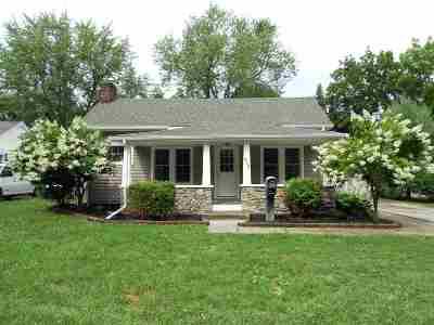Single Family Home For Sale: 405 N Monroe St.