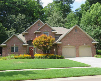 Ann Arbor Single Family Home For Sale: 1224 Waterways Dr