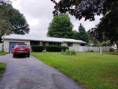 Jonesville Single Family Home For Sale: 5691 Milnes Rd