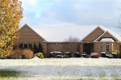 Webberville Single Family Home For Sale: 5406 E Sherwood Rd
