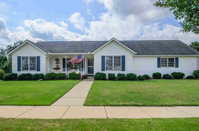 Washtenaw County Single Family Home Contingent - Financing: 1518 Maplewood Dr
