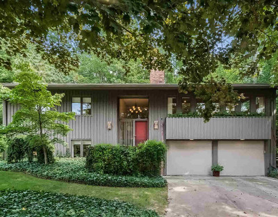 Washtenaw County Single Family Home Contingent - Financing: 1280 Barrister Rd