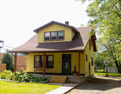 Ann Arbor Single Family Home For Sale: 2904 Maplewood Ave