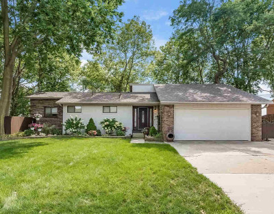 Washtenaw County Single Family Home For Sale: 1160 S Grove St