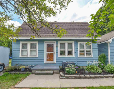 Ann Arbor Single Family Home Contingent - Financing: 3313 Dexter Rd
