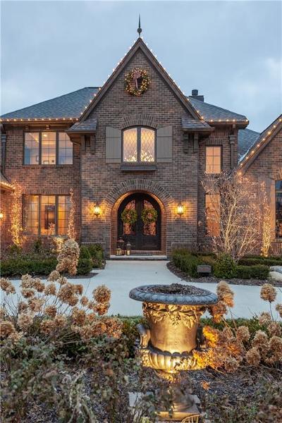 Washtenaw County Single Family Home For Sale: 8927 Fran Dor Ln