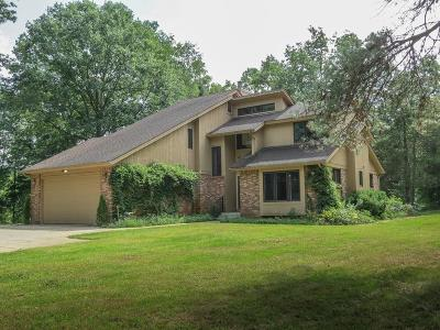 Washtenaw County Single Family Home For Sale: 11701 Joslin Lake Rd