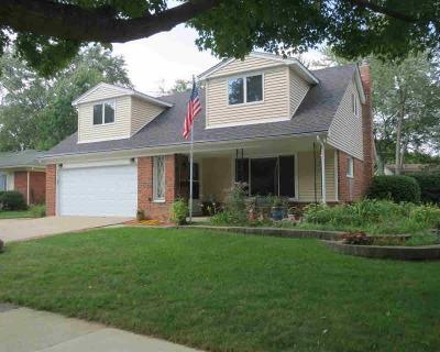 Ann Arbor Single Family Home For Sale: 2887 Baylis Dr