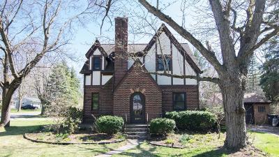 Ann Arbor Single Family Home For Sale: 2971 Sunnywood Dr