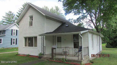 Hillsdale Single Family Home For Sale: 85 N Norwood St