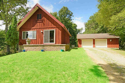 Chelsea Single Family Home Contingent - Financing: 15370 Cassidy Rd
