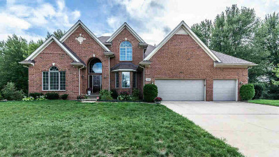 Washtenaw County Single Family Home For Sale: 5086 Abingdon Cir