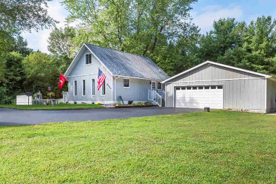Clarklake Single Family Home For Sale: 8690 Skiff Lake Rd