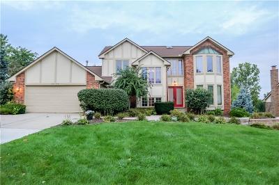 Farmington Hill Single Family Home For Sale: 30154 Kingsway Dr