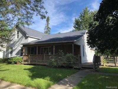 Single Family Home For Sale: 266 S Elm St
