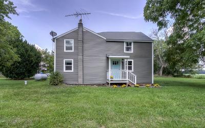 Webberville Single Family Home For Sale: 5181 Bell Oak Rd