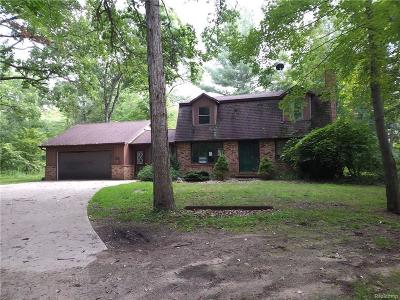 Single Family Home For Sale: 18135 W Brant Rd