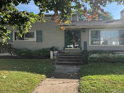 Single Family Home For Sale: 3280 Minerva St