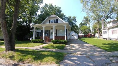 Single Family Home For Sale: 105 Euclid St