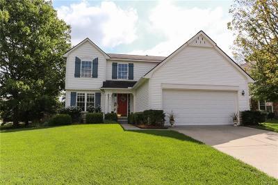 Dexter Single Family Home For Sale: 8465 Parkridge Dr