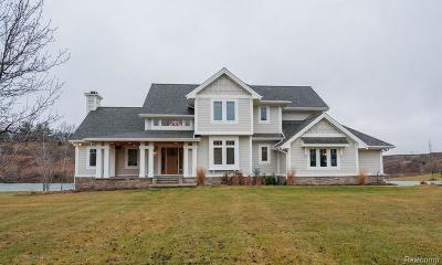 Dexter Single Family Home For Sale: 3993 Glacier Lake Crt