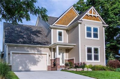 Milford Single Family Home For Sale: 429 Stone Wood Crt