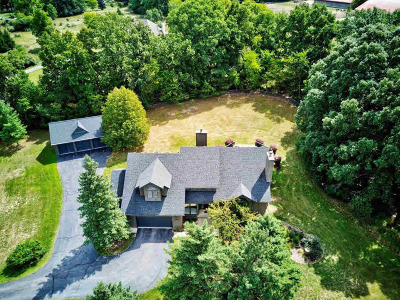 Washtenaw County Single Family Home For Sale: 2827 Stein Ct