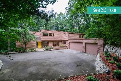 Ann Arbor Single Family Home For Sale: 480 Hillspur Rd