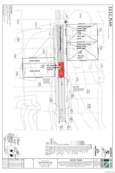 Residential Lots & Land For Sale: 2 Cherry