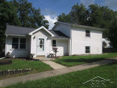 Single Family Home For Sale: 913 Lingle Ave