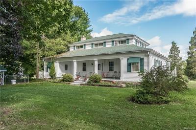 Dexter Multi Family Home For Sale: 4580 Farrell
